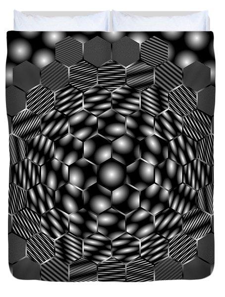 Plattiring Duvet Cover
