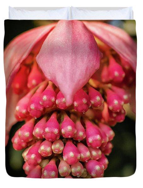 Pomegranate Flower Duvet Cover