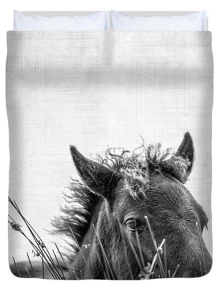 Pony Foal Duvet Cover
