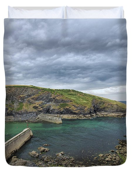 Port Isaac Duvet Cover