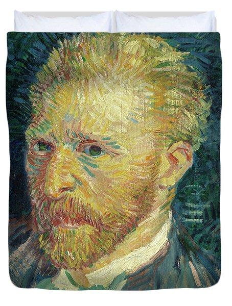 Portrait Of The Artist, 1887 Duvet Cover