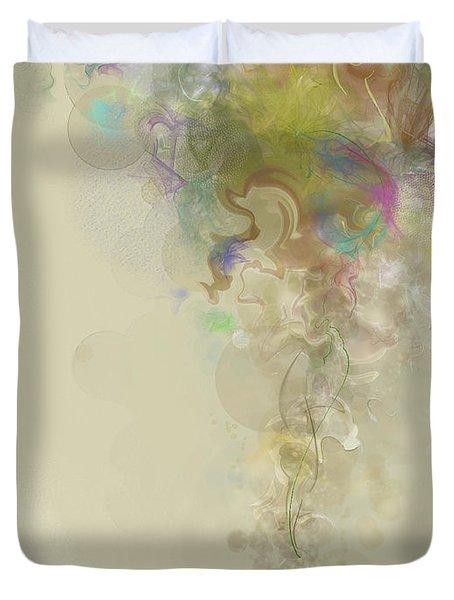 Prelude Dreams Of Spring Duvet Cover