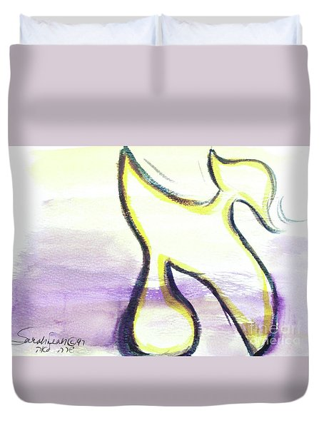 Pretty Aleph A15 Duvet Cover