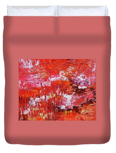 Primitive Duvet Cover