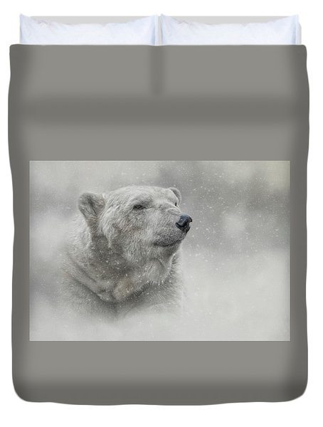Prince Of The North Pole Duvet Cover