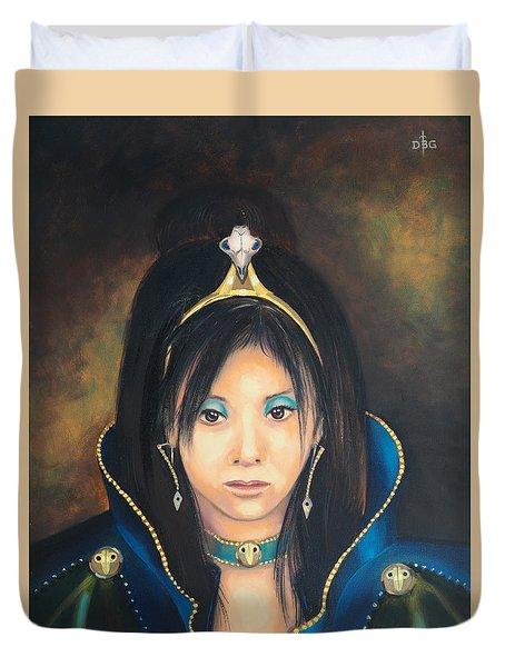 Princess Mai Karuki Duvet Cover