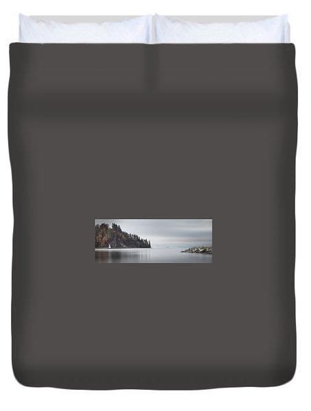 Brockton Point, Vancouver Bc Duvet Cover