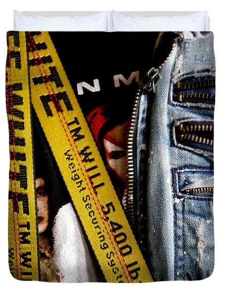 Punk Jacket /  Duvet Cover
