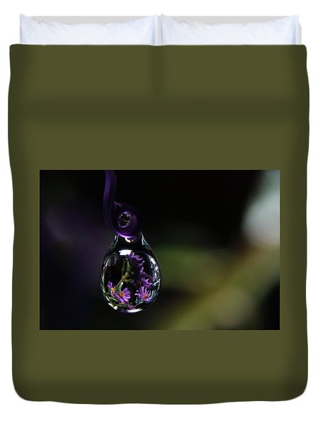 Purple Dreams Duvet Cover