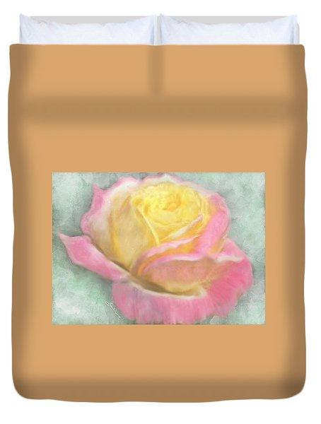 Queen Bella Rose -  I Care Duvet Cover