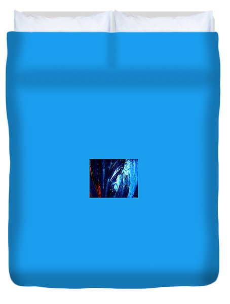 Quenching The Desire Duvet Cover