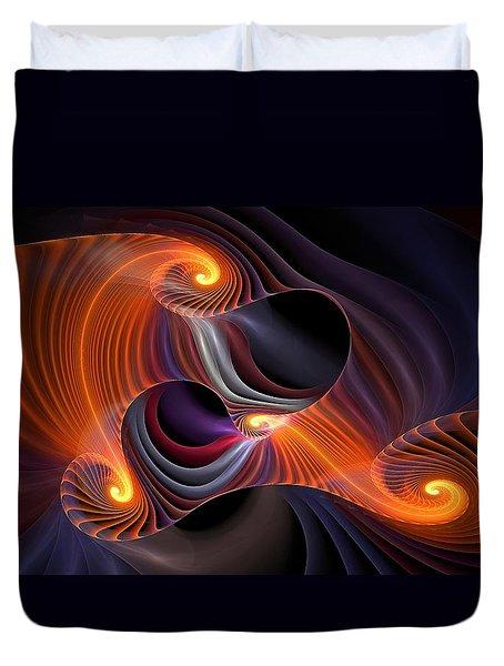Rainbow Symphony-2 Duvet Cover