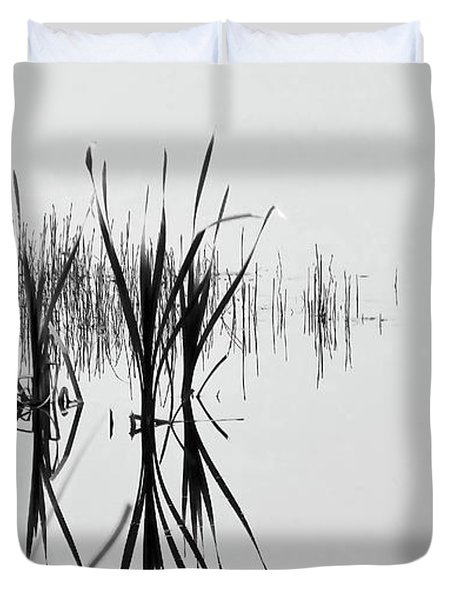 Reed Reflection Duvet Cover