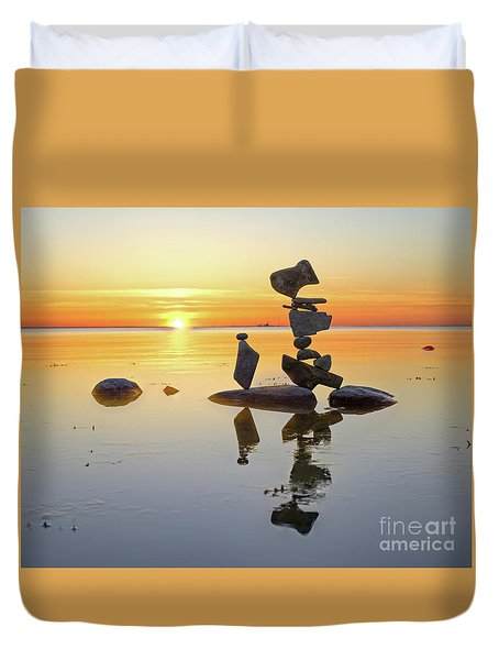 Reflect Duvet Cover