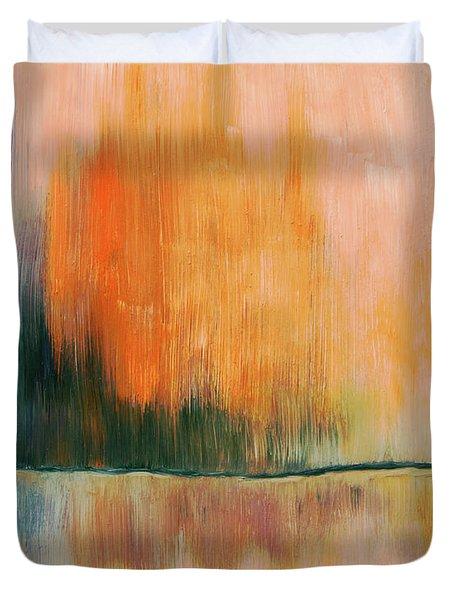 Reflections Art Duvet Cover