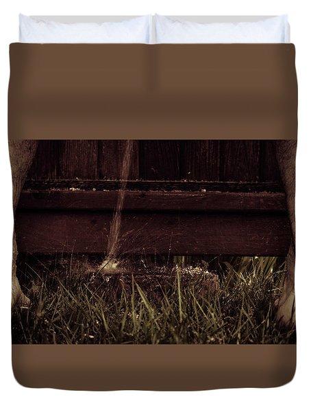 Relief Duvet Cover