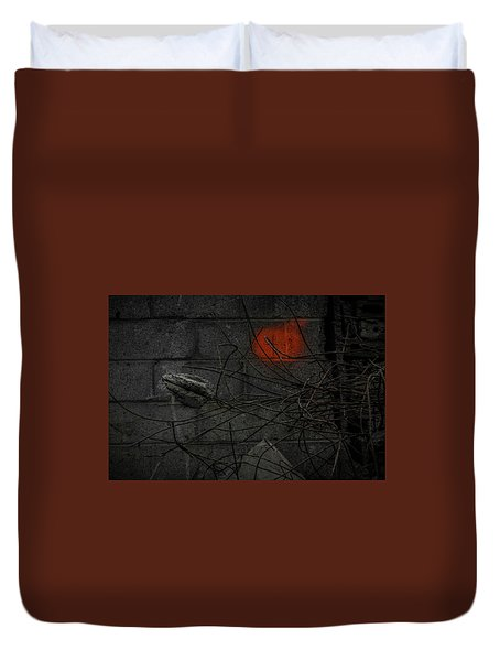 Remains Duvet Cover