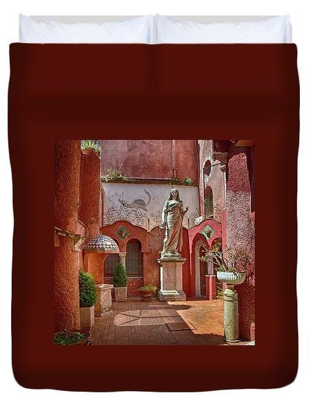 Resplendent Italy Duvet Cover