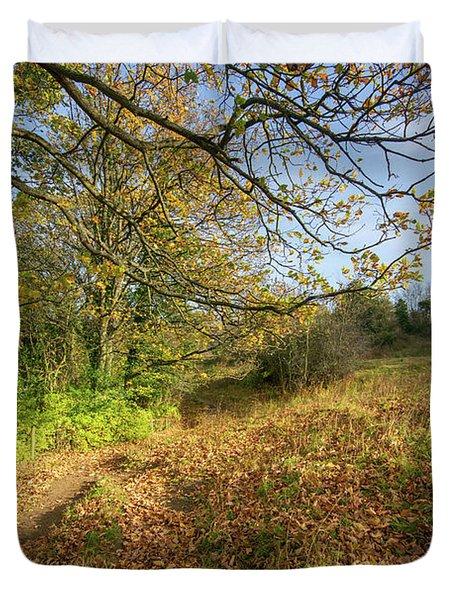 Richmond Autumn Duvet Cover