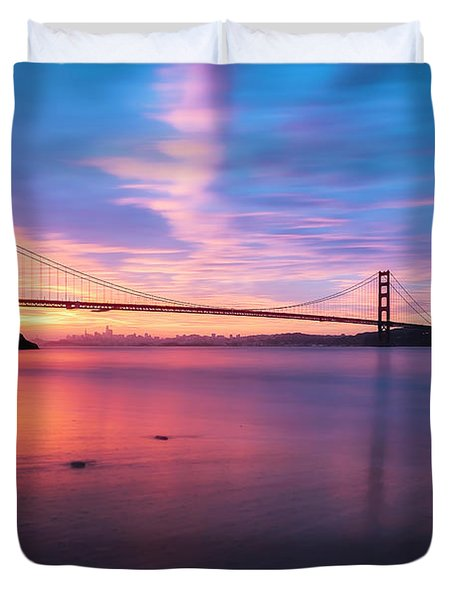 Rise With Me- Duvet Cover