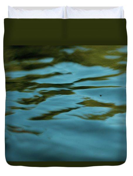 River Ripples Duvet Cover