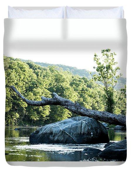 River Tree Duvet Cover