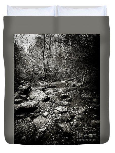 Rock Glen Duvet Cover