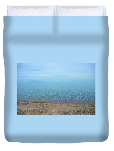 Rockhounder's Paradise Duvet Cover