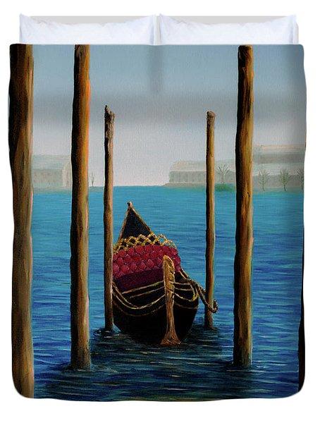 Romantic Solitude Duvet Cover