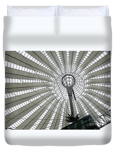 Roof Of Sails Duvet Cover