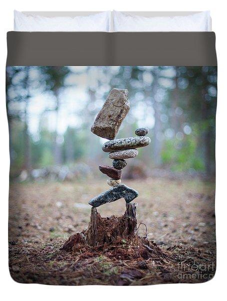 Rootzen Duvet Cover