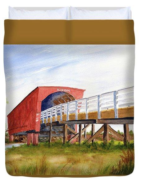 Roseman Bridge Duvet Cover