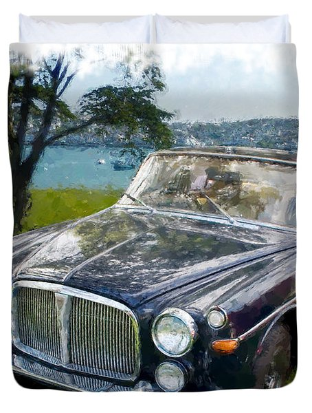 Rover 3.5 P5b Duvet Cover