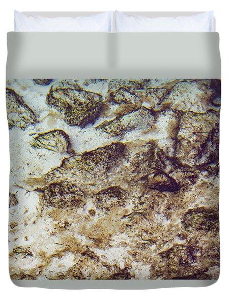 Sand 3 Rivers Duvet Cover
