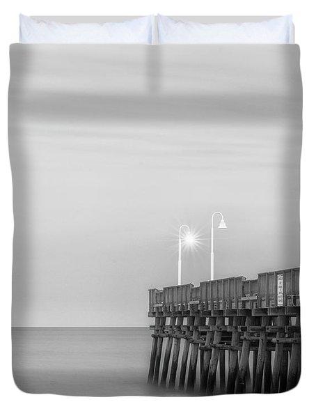 Sandbridge Minimalist Duvet Cover
