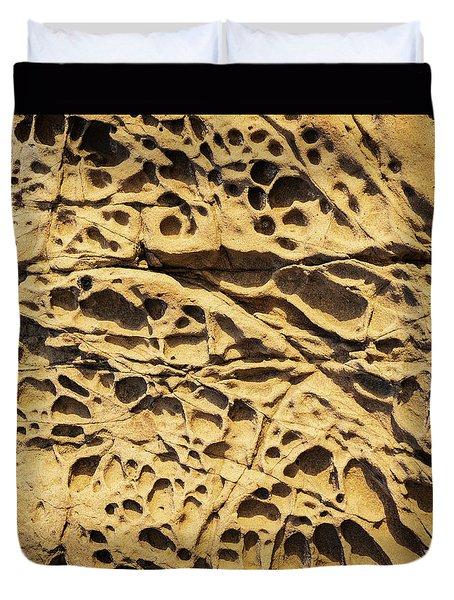 Sandstone Erosion II Color Duvet Cover