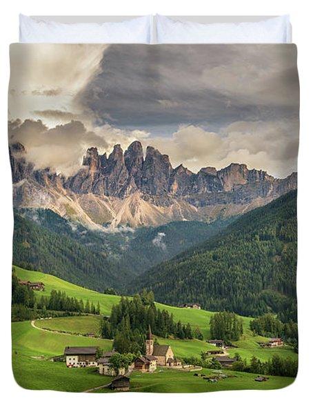 Santa Maddalena Duvet Cover
