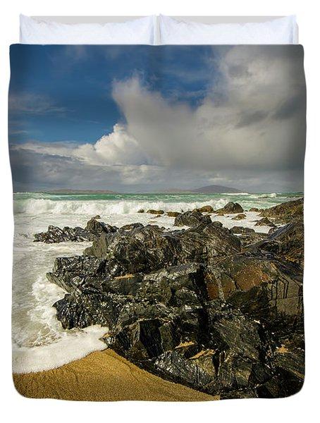 Scarista Beach Duvet Cover