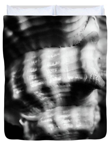 Sea Spiral  Duvet Cover