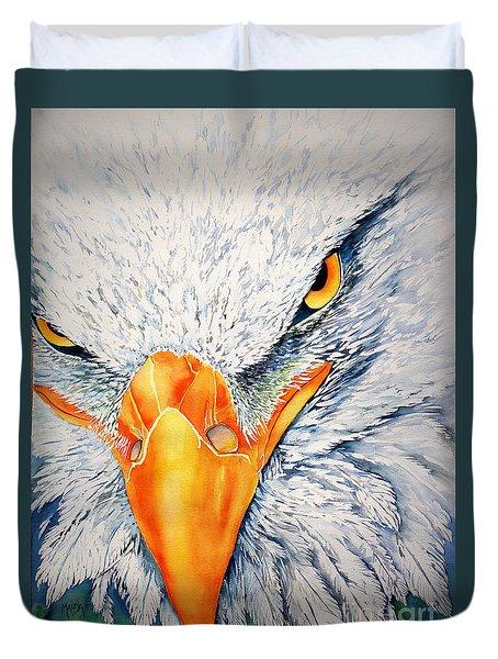 Seahawk Duvet Cover