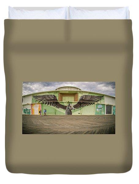 Seahorse Duvet Cover