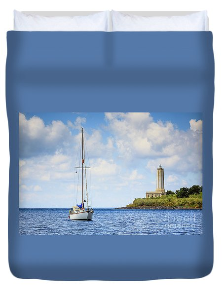 Seascapes 4 Duvet Cover