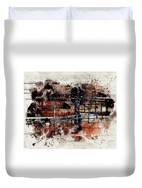 Seattle2 Duvet Cover