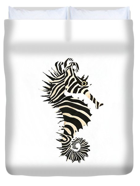 Seazebra Digital2 Duvet Cover