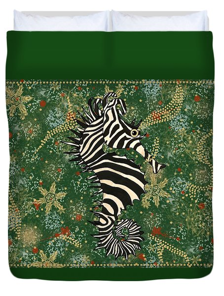 Seazebra Digital4 Duvet Cover