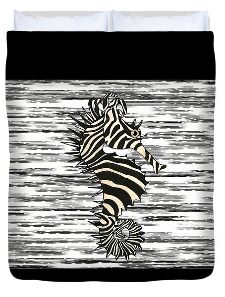 Seazebra Digital5 Duvet Cover