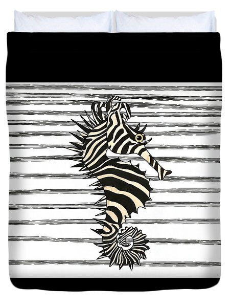 Seazebra Digital6 Duvet Cover