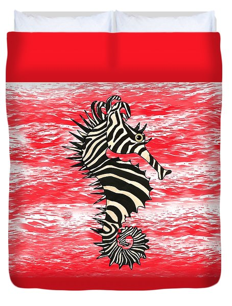 Seazebra Digital7 Duvet Cover