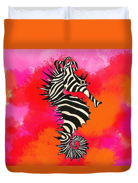 Seazebra Digital9 Duvet Cover
