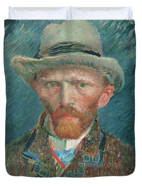 Self-portrait, 1888 Duvet Cover